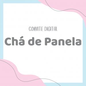 Chá de Cozinha/Panela